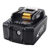 Upgrade LED MAK-18B-Li 18 V Li-Ion 3.0 Ah-6.0 Ah Batterij Vervanging Power Tool Batterij voor Makita BL1830 BL1840 BL1850 BL1860 Makita 18 V Gereedschap