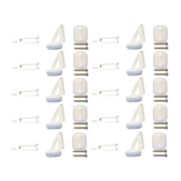 10PCS URUAV M2 Clip Servo Horn Screw Combo Accessories For RC Airplane