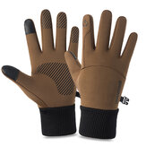 Winter Warm Thermisch touchscreen Motorhandschoenen Ski Sneeuw Snowboard Fietsen Touchscreen Waterdicht