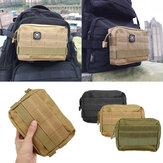 Mini al aire libre Sports EDC Tactical militar Almacenamiento Bolsa militar Utility herramientas Bolsa Bolsa