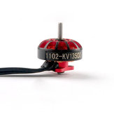 Eachine Novice-I 75mm FPV Racing Drone Repuesto NC1102 1102 13500KV 1-2S Motor Sin escobillas