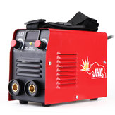 ZX7-250 220V 250A Mini Electric Welding Machine Portable Digital Display MMA ARC DC Inverter Weld Equipment