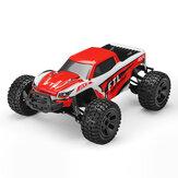 HeHengDa Toys H1266A 1/12 2.4G 4WD 42 km / h RC Coche Vehículos proporcionales completos Modelo RTR