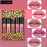 Matte Lip Gaze Five Mini Boxing Lipgloss Lippenstift