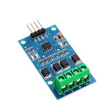 5pcs RS422 to TTL Transfers Module Bidirectional Signals Full Duplex 422 to Microcontroller MAX490 TTL Converter Module