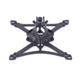Skystars Piper 105 105mm Wheelbase 2.5 بوصة Toothpick Frame Kit for RC Drone FPV Racing