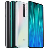 Xiaomi Redmi Note 8 Pro Global Version 6,53 tommers 64MP Quad bakkamera 6GB 64GB NFC 4500mAh Helio G90T Octa Core 4G Smartphone