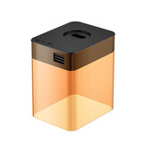 LaserPecker Transparent Orange Protective Shell Protective Cover USB Type-C Interface for 1600mW 450nm Mini Laser Engraving Machine