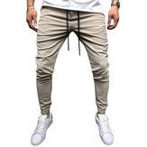 Sıska Elastik Kalem Pantolon
