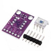 3pcs OPT101 Beleuchtungssensor Lichtintensitätssensor Modul Monolithische Fotodiode