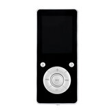bluetooth Lossless Lettore MP3 MP4 Audio Video Player FM Radio Registratore Ebook Sport Musica Altoparlanti Supporto 32GB TF Card