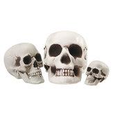 Halloween Prank Haunted House Lifelike Burial Skeleton Bones Party Decoration Toys