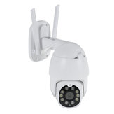 1080P HD IP CCTV Camera PTZ Home WiFi Security Night Vision Camera Waterproof Outdoor Wireless Wireless IP Camera