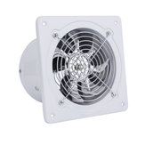 VADIV 4inch 20w 220v High Speed Exhaust Fan Toilet Kitchen Bath Hanging Wall Window Glass Small Ventilator Extractor Fans