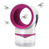 IPRee® USB Photocatalyst Mosquito Dispeller LED Insect Repellent Killer Lamp Pest Trap Light For Home Outdoor Camping Travel Mosquito Killer