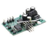 Placa de circuito RC atualizada para o sistema de som do motor WPL C34 MN90 JJRC Q65 de segunda geração