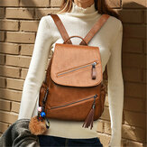 Zaino da donna impermeabile Fashion Shool Borsa da esterno