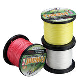PE Braid Line 300M 8 Strands Braided Fishing Line Multicolor Super Power Fishing Line