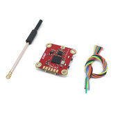 EWRF 7092TM Pro Smartaudio 2.1 5.8G 40CH 25/200/500mW Power Adjustable U.FL FPV Transmitter Support Pitmode OSD Configuring VTX for RC Drone