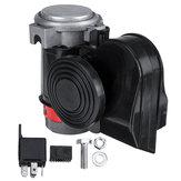 24 V 139dB Dwukolorowy elektryczny trąbka Pompa pneumatyczna Kompresor Super Głośno do samochodu ciężarowego motocykla