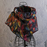 Vintage Scarves & Shawl Wrap Pattern