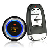 Vernon 12V General Vehicle Anti-theft Car Alarm System Remote Start Remote Controller Keyless Enter PKE One Key Start