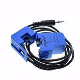 1Pcs SCT-013-050 Corrente AC não invasiva Sensor braçadeira Sensor 50A