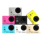 SJ8000 1080P 2Inch Full HD 16MP WiFi Sport Action Camera Car Cam Waterproof