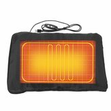 Electric Adjustable Heating Seat Mat Cushion Winter Fishing Cushion USB Automatic Inflatable Pad