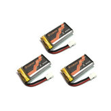 3PCS Eachine E119 RC Helicopter Parts 3.7V 350mAh 25C 1S Bateria Lipo