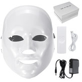 7 Color LED Light Photon Face Mask Rejuvenation Skin Therapy