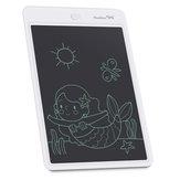 HOWSHOW 10 بوصة LCD تحديث متعدد الوظائف الكتابة اللوحي 3 في 1 لوحة الماوس المغناطيسي ملحوظة لوحة لاسلكية لمس وسادات خط اليد