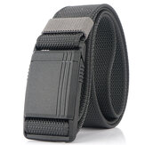 AWMN 125cm Pria Nylon Belt Buckle Quick Buckle Taktis Belt