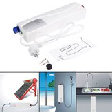 3000W 220V Portable Mini Tankless Electric Shower Instant Kitchen Bathroom Water Heater