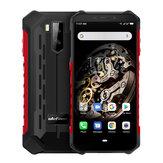 Ulefone Armor X5 5.5 pouces NFC IP68 IP69K étanche 3GB 32GB 5000mAh MT6762 Octa core 4G Smartphone