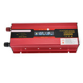 iMars 2000W Solar Power Inverter 12V to 110V Car Inverter with LCD Screen