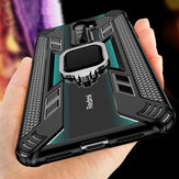 Bakeey Armor Shockproof Ring Holder Hard PC Protective Case For Xiaomi Redmi Note 8 Pro Non-original