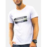 メンズニュートレンド半袖Tシャツ