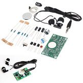 3 pcs DIY Kit Électronique Ensemble Aide Auditive Amplificateur Audio Amplificateur Pratique Enseignement Compétition Électronique DIY Intérêt Faire