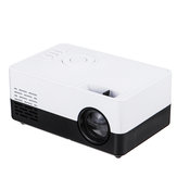 Mini Projector Portable 1080P LED Projector Home Cinema Theater Indoor/Outdoor Movie projectors for Party and Camping