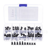 100pcs 10 Models 6x6 Tact Switch Tactile Push Button Switch Kit Height 4.3MM-13MM DIP 4P Micro Switch 6x6 Key Switch