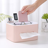 Tissue Box Cover Tafel Servet Paper Case Autohouder Opslag Dispenser