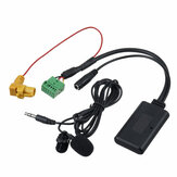 MMI3G AMI AUX audiokabeladapter met Bluetooth-microfoon voor Audi voor Audi Q5 A6L A4L Q7 A5 S5