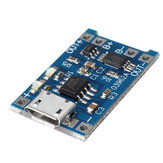 Micro USB 3.7v 3.6V 4.2V 1A 18650 TP4056 Lithium Battery Charger Module Charging Board Li-ion Power Supply Board