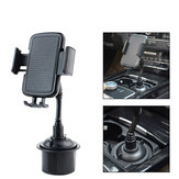 Universele 360 ° autobekerhouder Stand Cradle Autotelefoonhouder voor 3.0-6.5 Inch Smart Phone