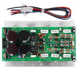 Toshiba1943/5200 400W+400W 800W Two Channel 2CH Stereo High-power Amplifier Board