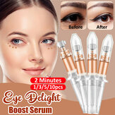 Eye Delight Boost Serum Essence Anti Puffiness Dark Circle Wrinkle Remover Cream