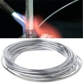 2.00mm 3m Copper Aluminum Weld Flux Cored Wire Low Temperature Aluminium Welding Rods