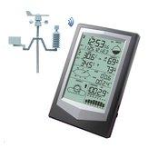 WS1040 Stazione meteorologica professionale con PC Link Wireless per uso domestico Termometro Igrometro Previsioni meteo pressione barometrica