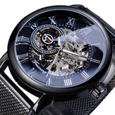 Forsining GMT1040 Luminous Display Mechanical Watch